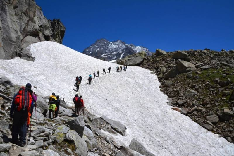 Hampta Pass Trek Tour 5 Days
