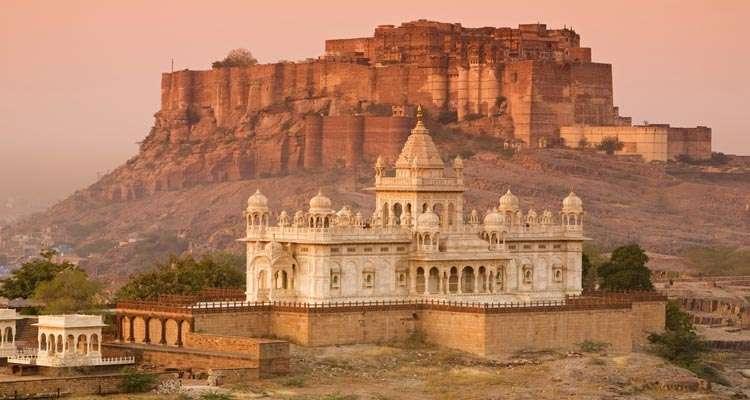 Golden Triangle Tour With Rajasthan & Khajuraho