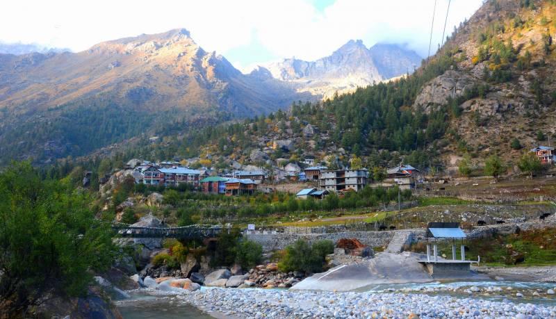 Shimla -kinnaur -kalpa & Sangala Valley Tour