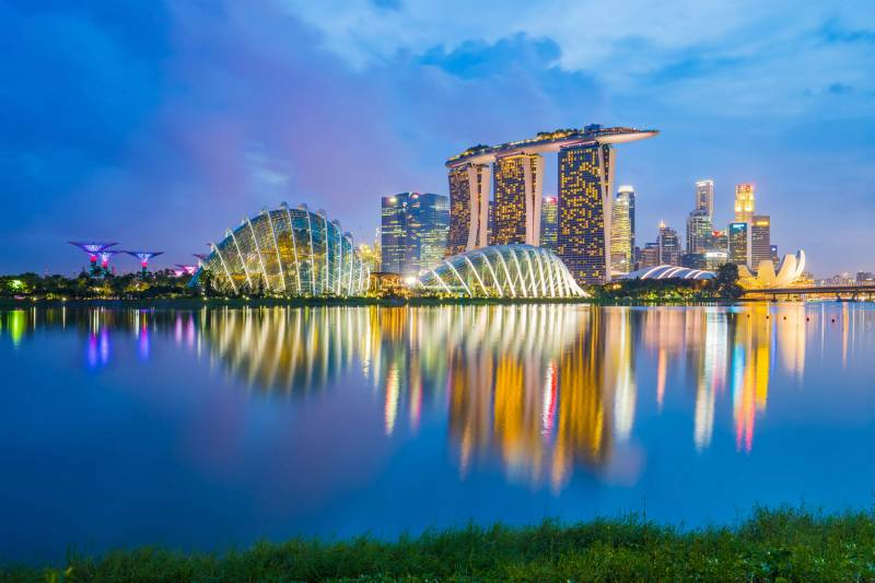 7 Days Singapore With Bali Tour