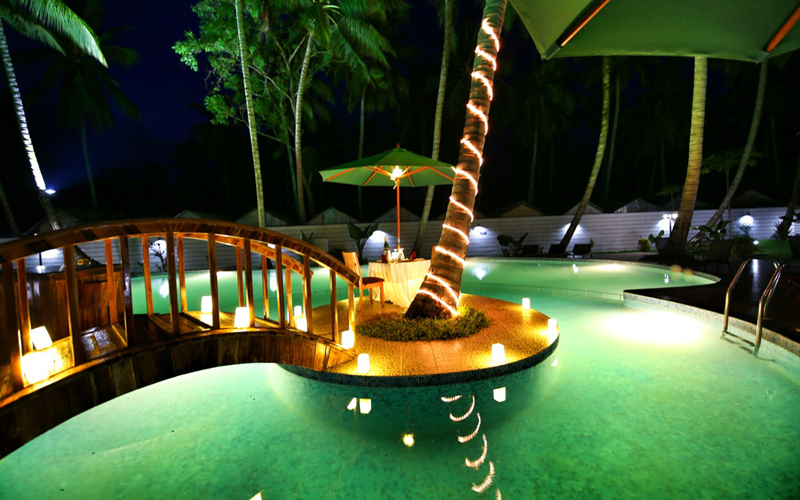 Best Honeymoon Holiday In Andaman With Romantic Candle Light Dinner