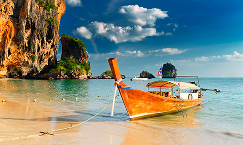 Bangkok With Krabi Fly-n-stay Tour