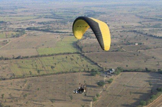 Panchgani – Maharashtra Paragliding Tour
