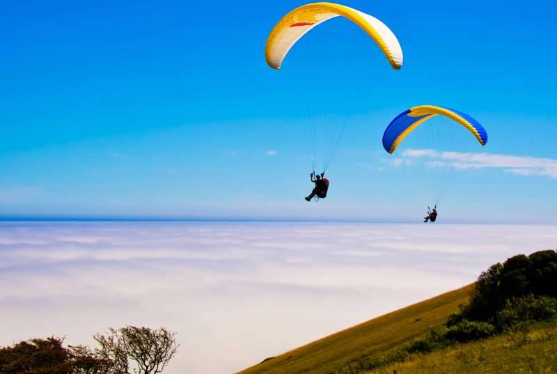 Bedni Bugyal – Uttarakhand Paragliding Tour