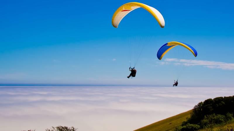 Matheran – Maharashtrav Paragliding Tour