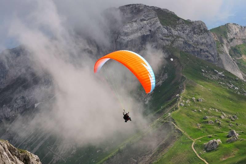 Dharamshala – Himachal Pradesh Paragliding Tour
