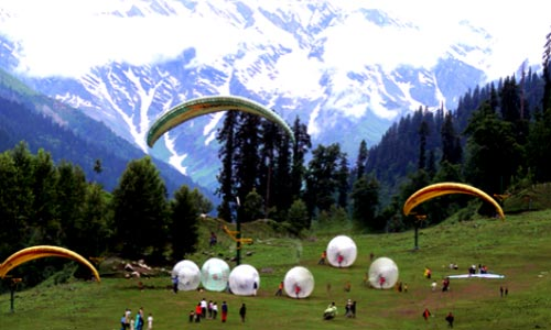 Manali Package
