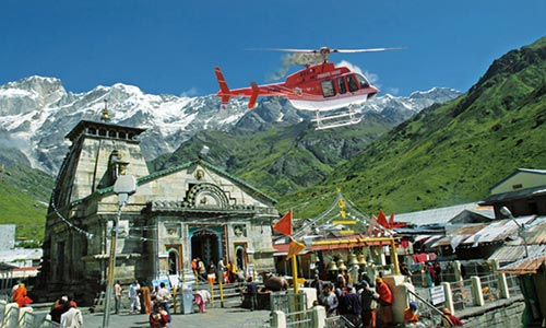 Chardhaam Yatra By Helicopter Packages