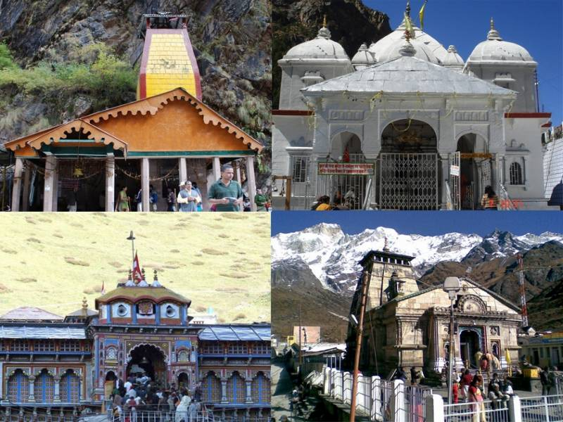 12 Days Chardham Tour Package