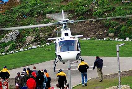 Char Dham Helicopter Tour From Dehradun