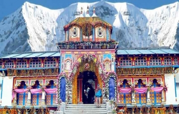 Kedarnath Badrinath Do Dham Package 5 Days