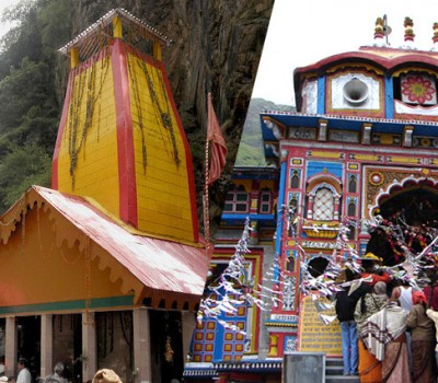 Kedarnath Badrinath Do Dham Package 7 Days