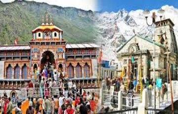 Badrinath Kedarnath Do Dham Yatra Tour 8 Days