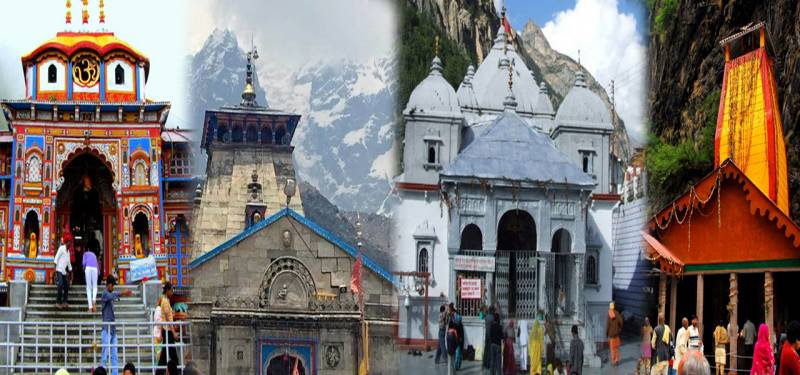 Gangotri Badrinath Do Dham Yatra Tour 8 Days