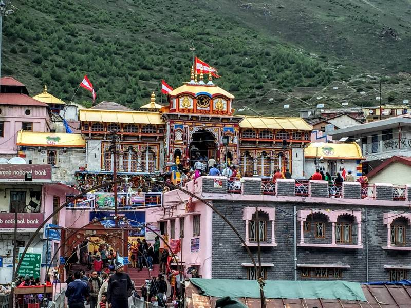 Badrinath Package With Valley Of Flowers