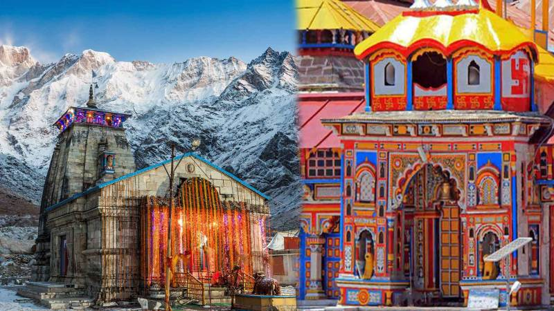 Kedarnath With Badrinath Package Ex Haridwar