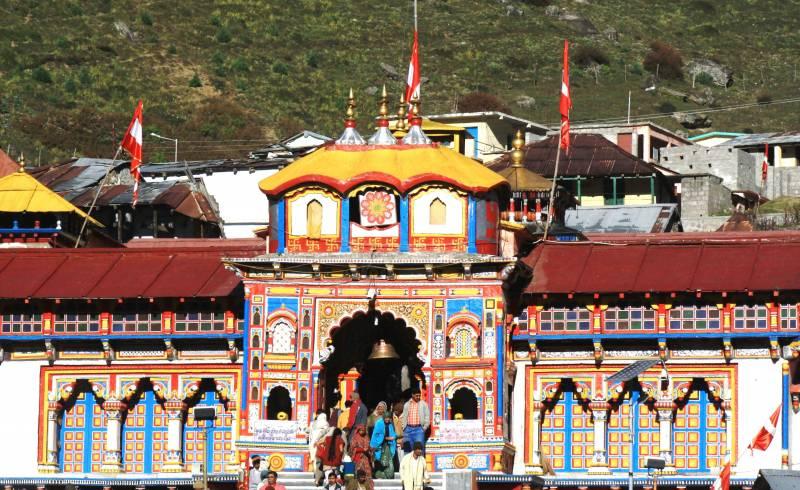 Badrinath Kedarnath Do Dham Yatra 8 Days