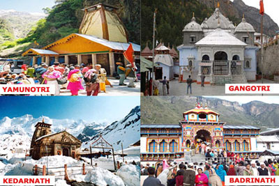 Gmvn Winter Do Dham  Yatra From Rishikesh  Tour