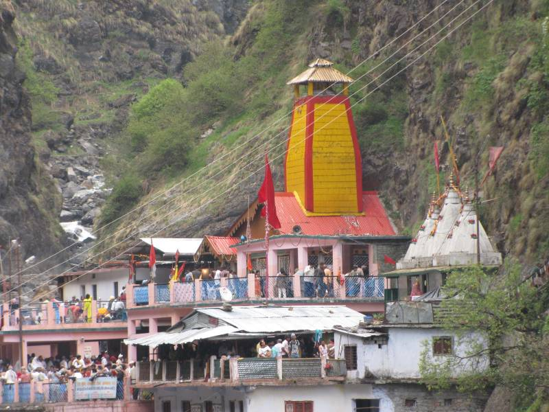 Gmvn Joshimath  Yatra From Rishikesh Tour