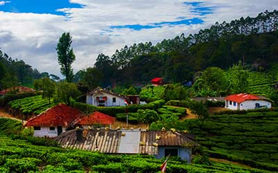Enchanting Kerala Tour Package  10 Days