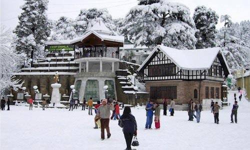 Chandigarh Shimla Kufri Manali Chandigarh Tour Package