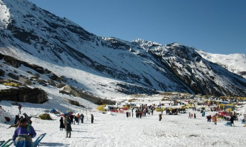 Chandigarh Shimla Manali Rohtang Pass Dharamshala Dalhousie Amritsar Tour Packages