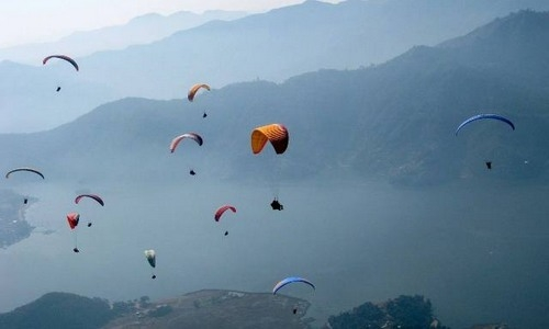 Dharamshala Bir Blling Barot Valley 05 Days Tour Package