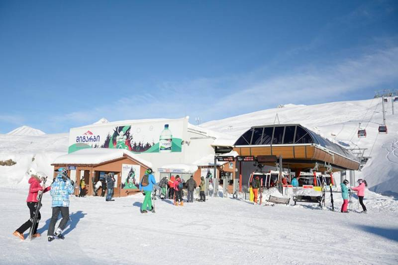 Winter Tour In Georgia 8 Days And 7 Nights