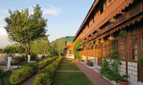 Hotel City Heart, Chamba Honeymoon Package