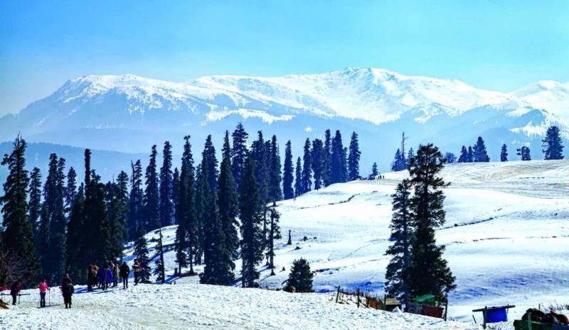Glory Of Kashmir Tour