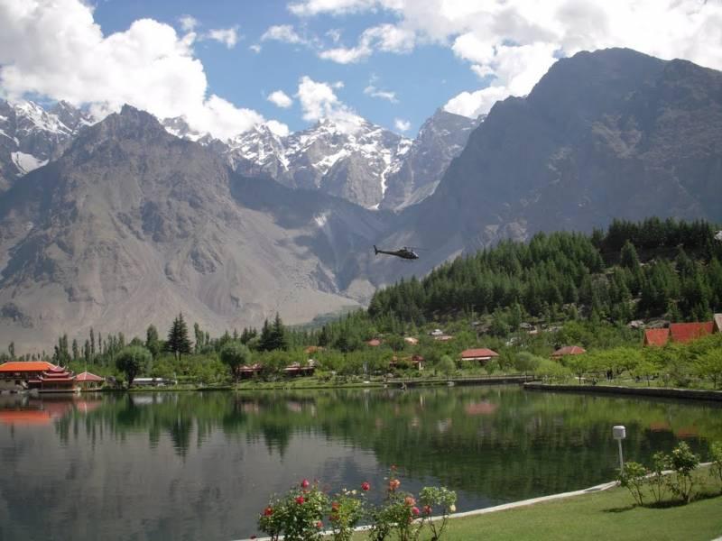 Dream Of Kashmir Tour