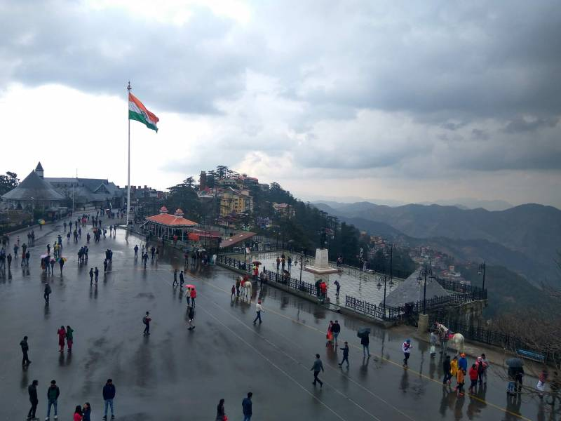 Chandigarh With Shimla Tour
