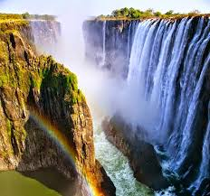 Guided Tour Of Victoria Falls-zambia