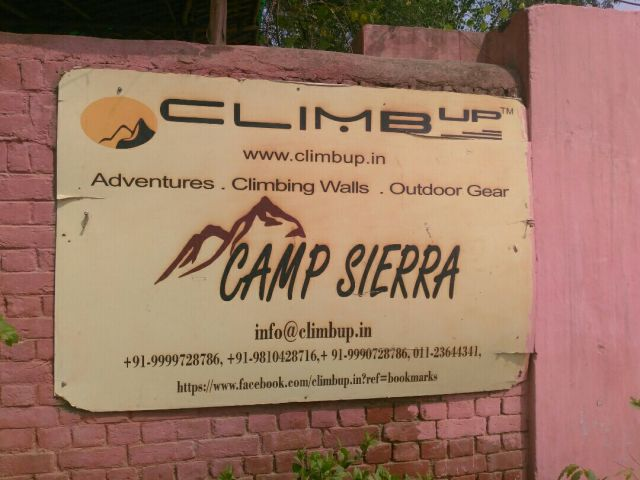 Camp Sierra Tour
