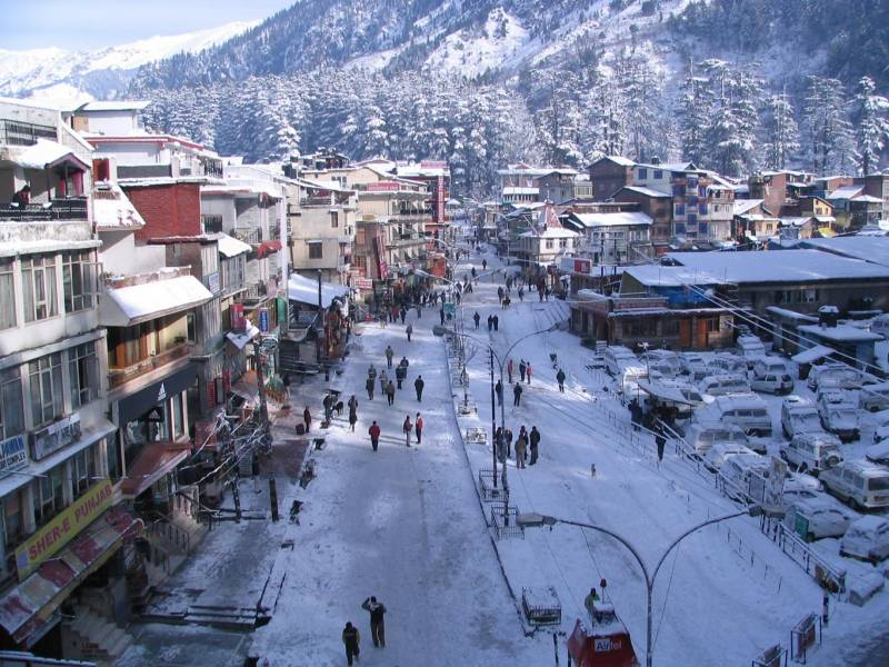 6 Days Himachal Tour