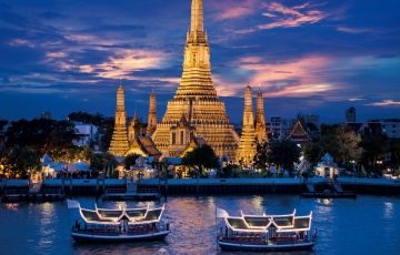 Unbeatable Thailand Fly-N-Stay Tour