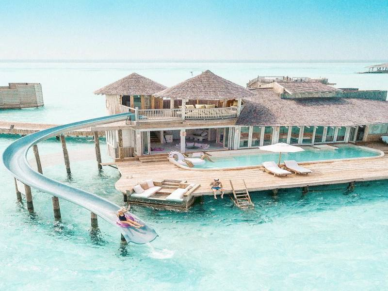 Fully Adventurous Maldives Fly-N-Stay Tour