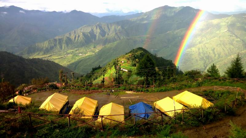 4 Night And 5 Days Mussoorie Tour