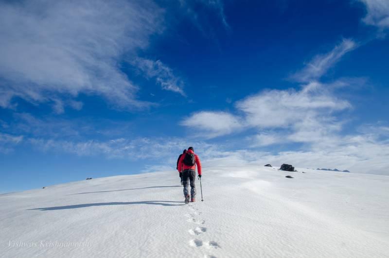 Dronagiri And Bagini Glacier Tour