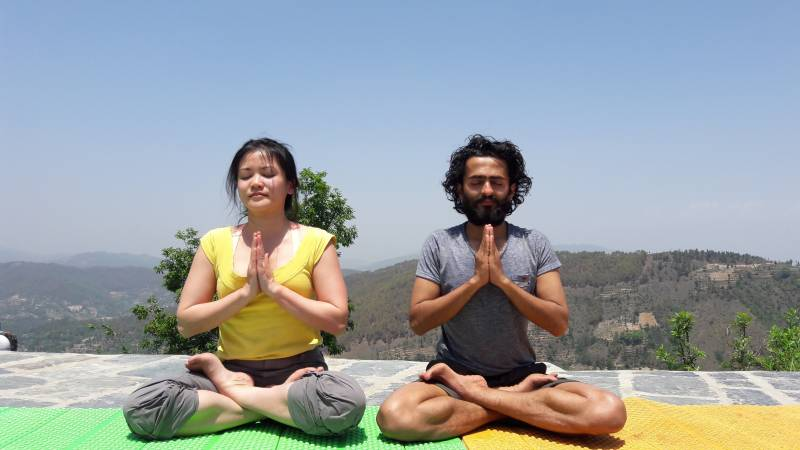 7 Days Yoga Retreat In Lap Of Himalayas Tour