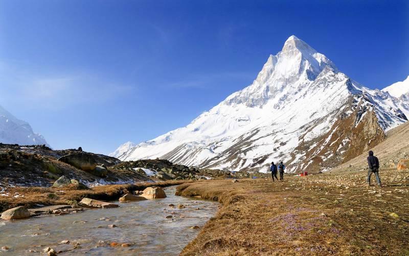 Gangotri – Gaumukh – Tapovan – Nandanvan Trek Tour