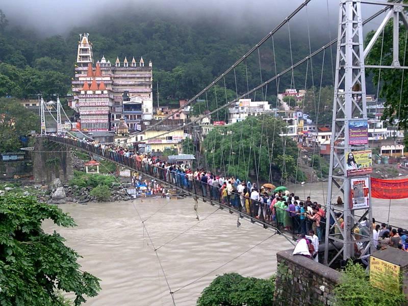 Rishikesh With Haridwar Tour