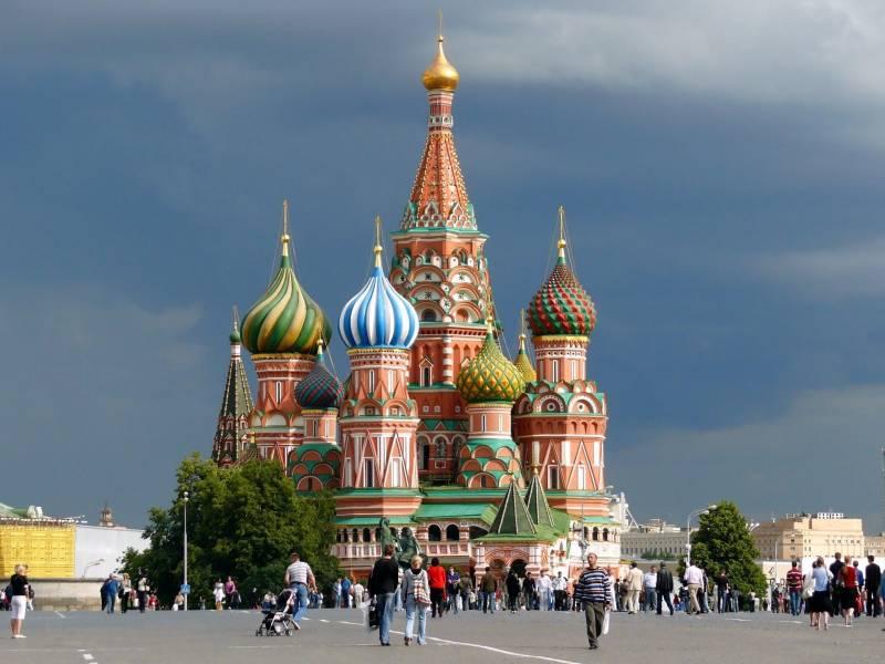 Russia - Scandinavia Tour