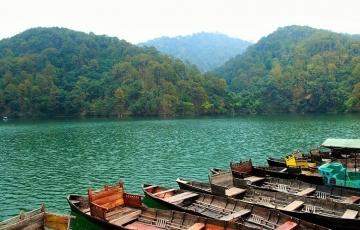 Delhi-nainital-kausani-munsiyari-chaukori-ranikhet-corbett-delhi Tour