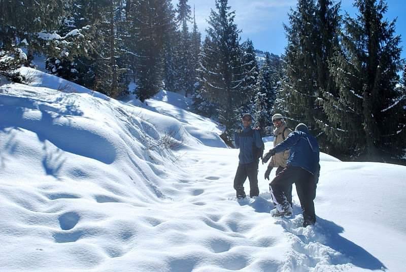 Bushal Peak Trek Winter Trek Oct To March Tour