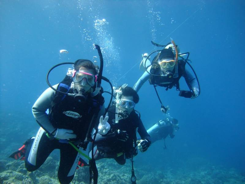 Deep Scuba Diving Combo Package Tour