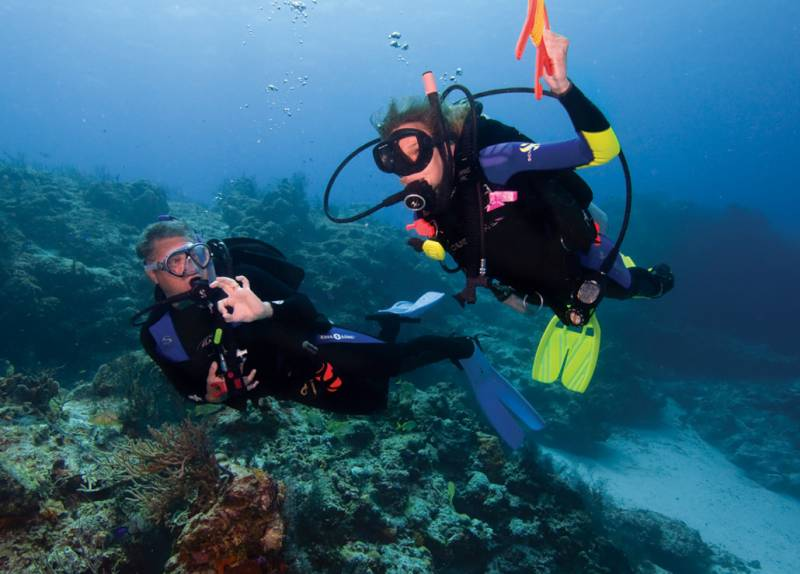 One Day Scuba Diving Package