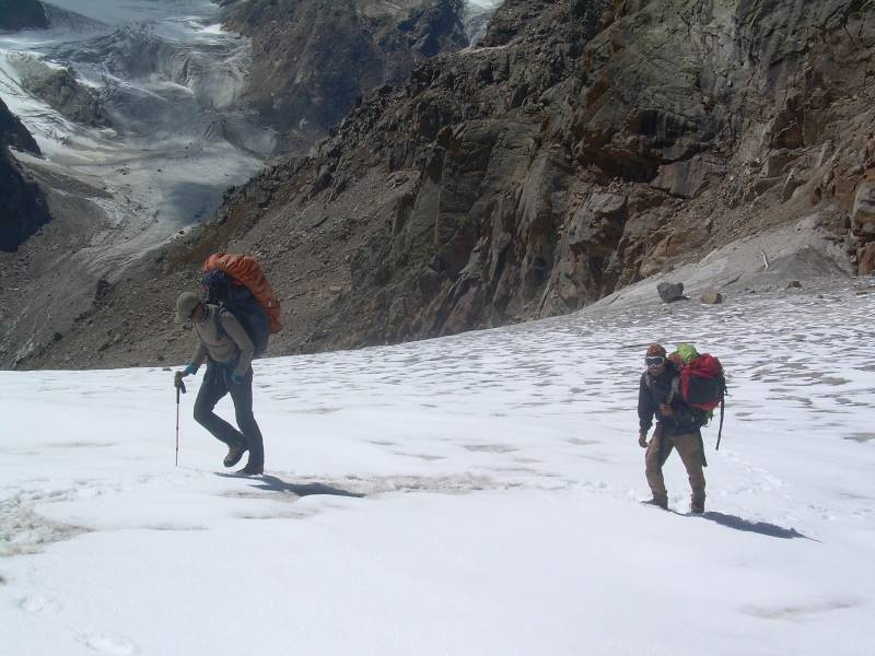 Sara Umga Pass Trek Packages