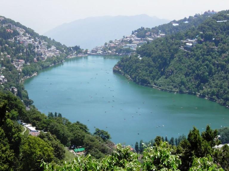 Delhi -  Mussoorie-Nainital - Kausani Tour