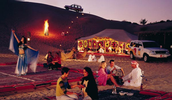 Honeymoon Dubai Package For 4 Night / 5 Days